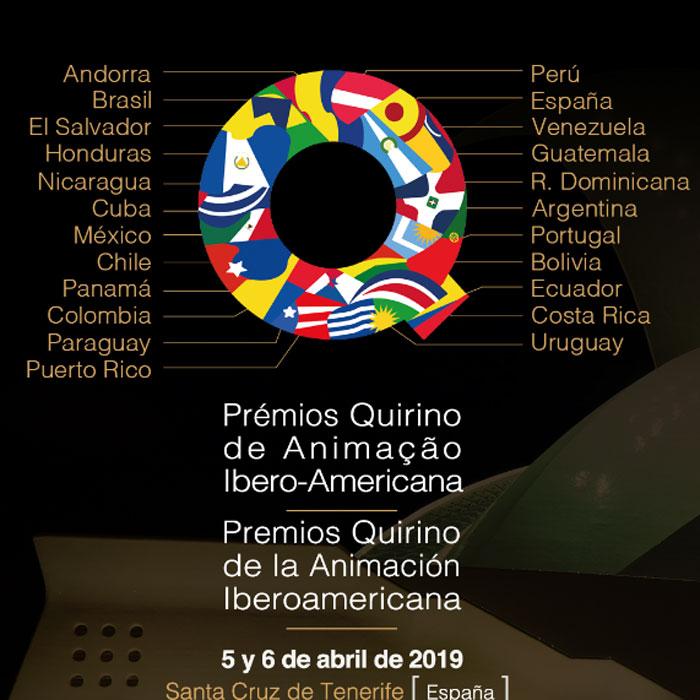 Premios Quirino de la Animación Iberoamericana 2018