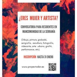 Proyecto DAR (Dones Artistes Rurals)