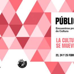 PÚBLICA 21. Encuentro internacional online de gestión cultural