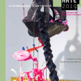 Reciclar Arte 2019. VII Certamen Andaluz de Arte y Reciclaje