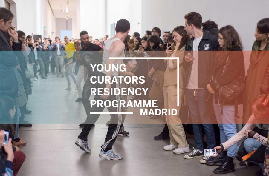 Coordinador del Young Curators Residency Programme Madrid. Fondazione Sandretto Re Rebaudengo