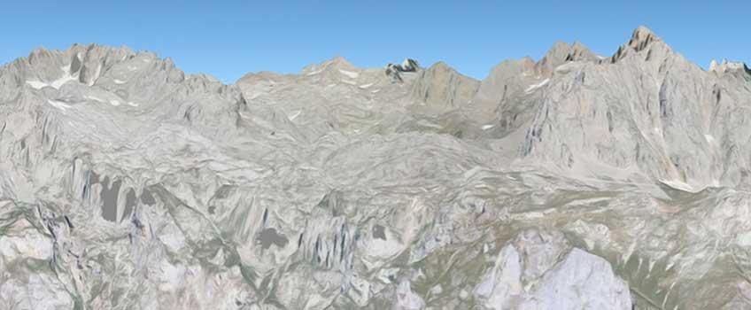 Visión 3D del territorio. Taller en el Espacio Fundación Telefónica