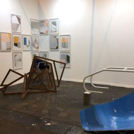 Espacio Olvera, con obras de Nuno Sousa Vieira y Paula Rubio Infante
