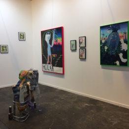 Fran Reus. Obras de Marian Garrido, Bel Fullana, M Reme Silvestre y José Fiol