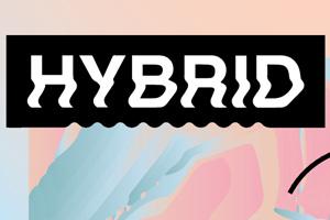 Hybrid Feria de arte contemporáneo. Del 1 al 3 de marzo de 2019 en el Hotel Petit Palace Santa Bárbara, Madrid