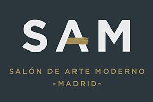 SAM Salón de Arte Moderno de Madrid. Del 27 de febrero al 3 de marzo de 2019 en Velázquez, 12