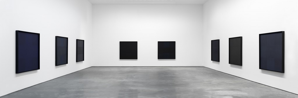 Ad Reinhardt. Black Paintings en la White Cube Gallery