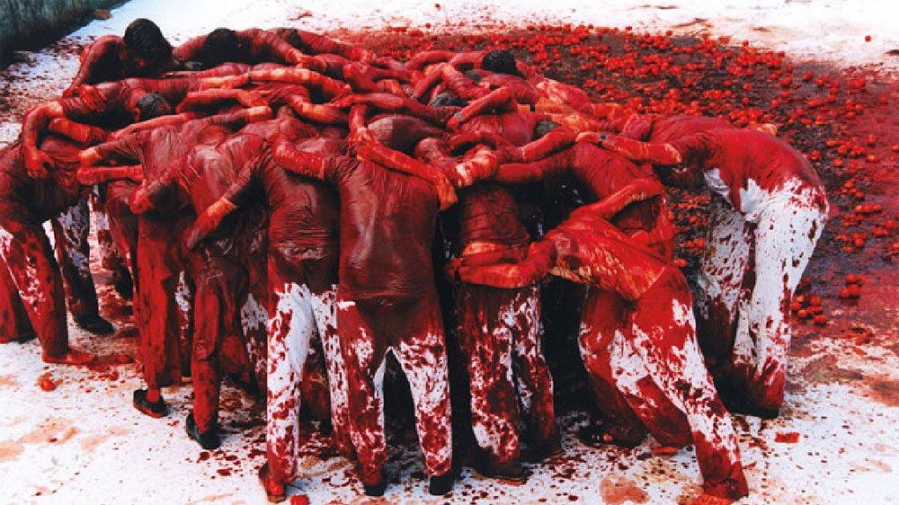 Hermann Nitsch. 150.Action