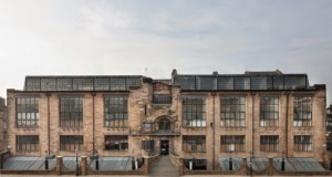 Charles Rennie Mackintosh. Escuela de Arte de Glasgow, 1899-1909
