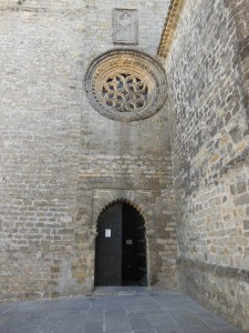 Puerta de la Luna, Catedral de Baeza