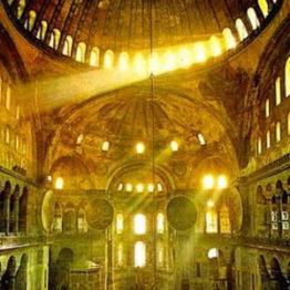 Arquitectura bizantina: la apoteosis de la cúpula