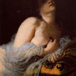 Böcklin. Muerte de Cleopatra