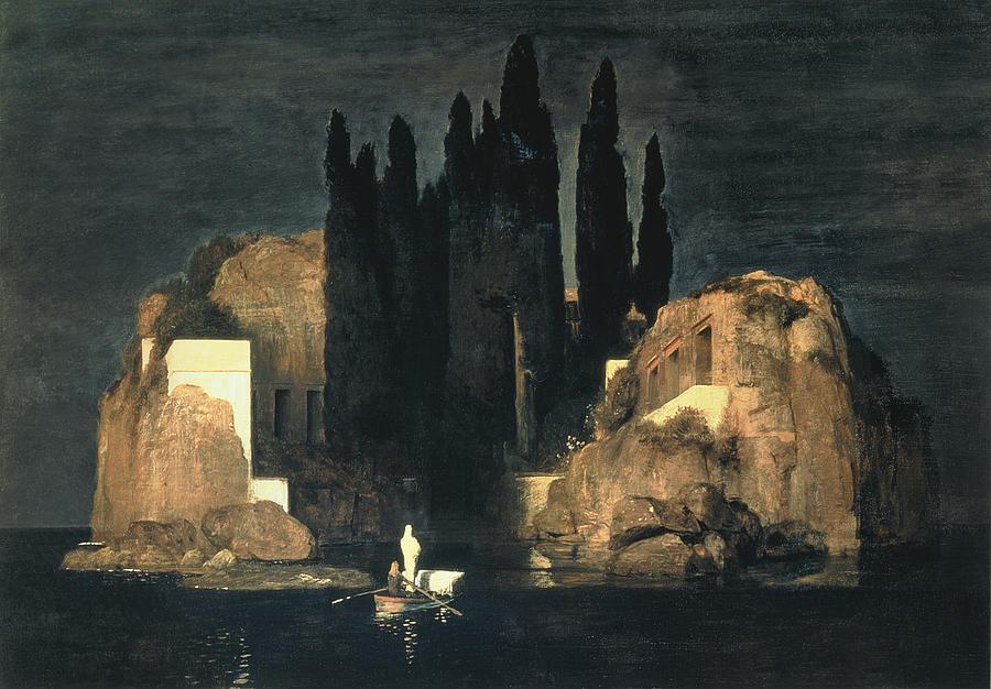 Böcklin. Isla de los muertos, 1880-1886