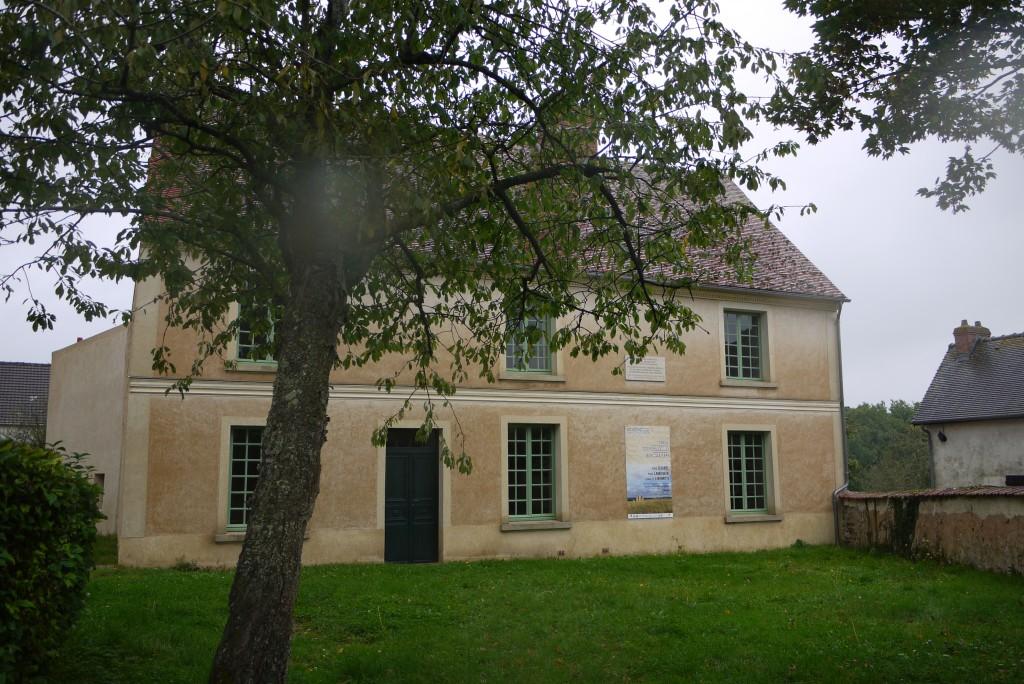 Casa familiar de Camille Claudel en Villeneuve-sur-Fère
