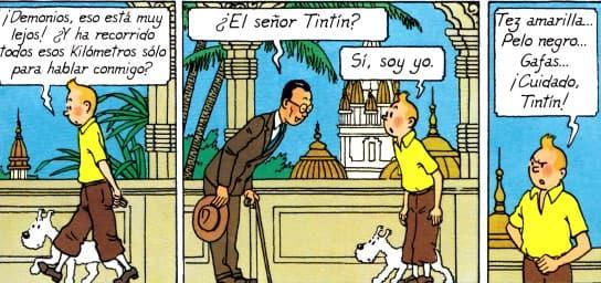 Hergé. Las aventuras de Tintín