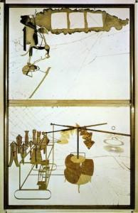 Marcel Duchamp. El gran vidrio, 1913-1936