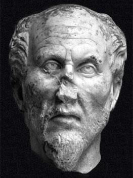 Plotino. Museo Ostiense degli Scavi di Ostia Antica