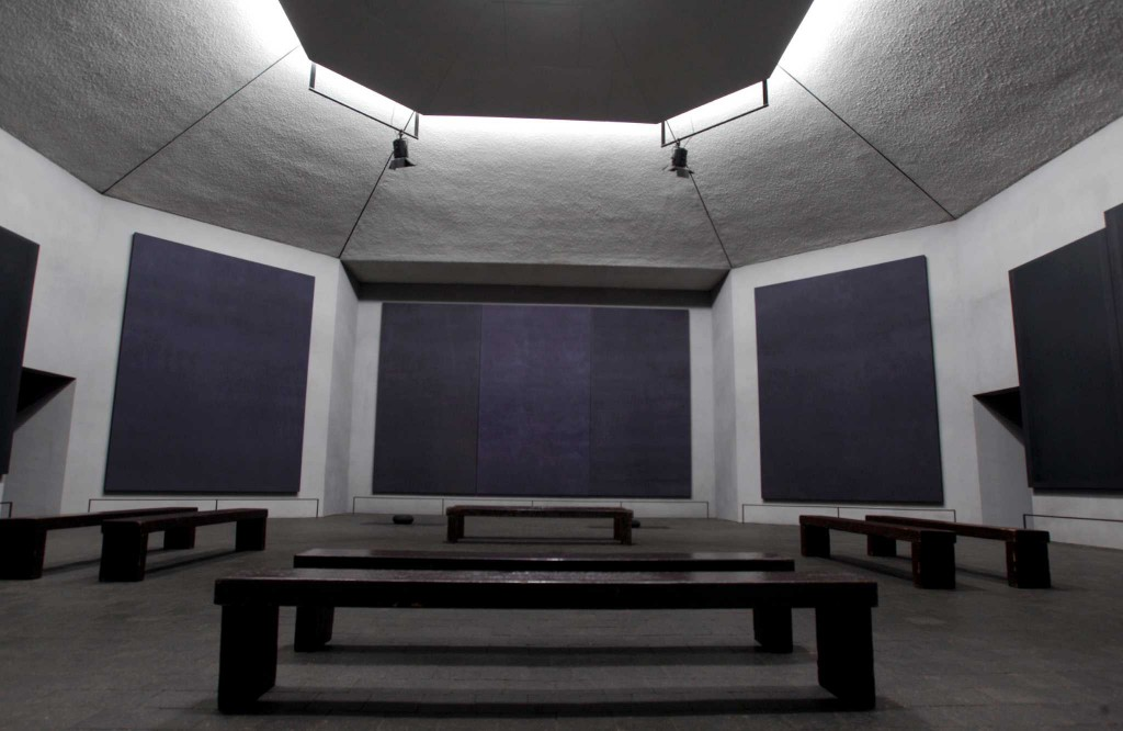 Capilla Rothko, Houston