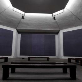 Capilla Rothko, Houston. Expresionismo abstracto.