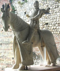 Estatua ecuestre del Cangrande della Scala, Verona