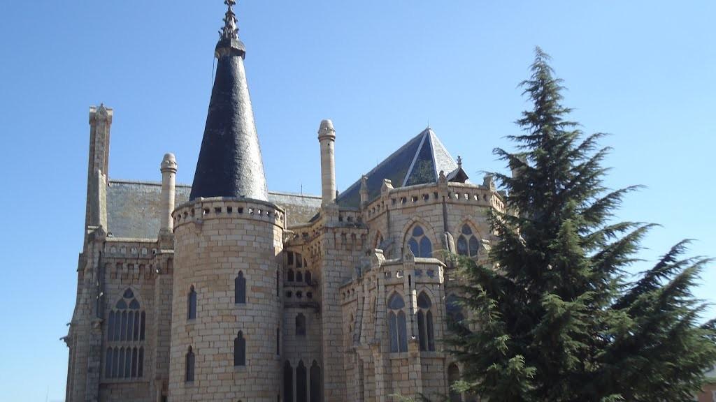 Antoni Gaudí. Palacio Episcopal de Astorga