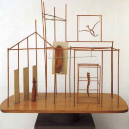 Giacometti surrealista: terror psicológico en el objeto