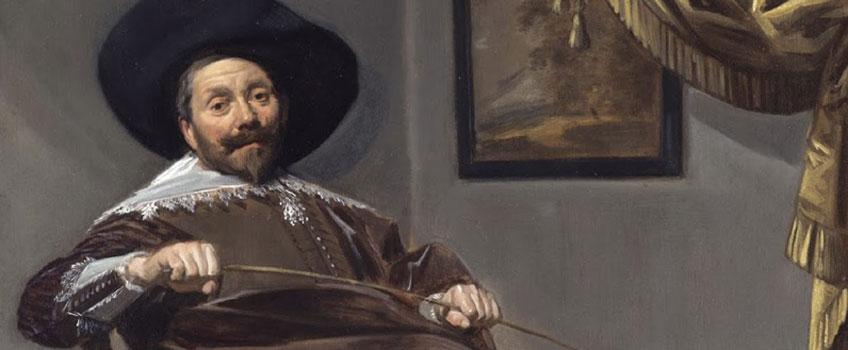 Frans Hals. Van Heythuysen (detalle), 1634. Colección privada