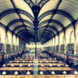 Hierro y arquitectura: un material para la Revolución Industrial
