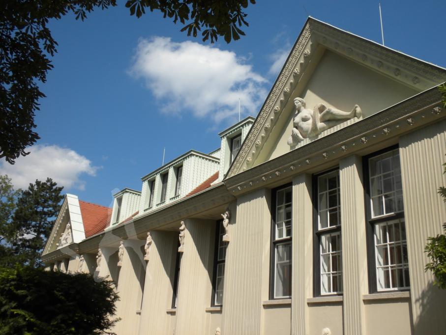 Hoffmann. Residencia Skywa-Pramavesi, 1913-1915