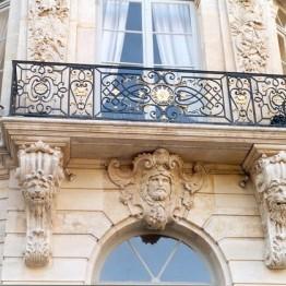 Recorrido por la arquitectura de seis destacados hôtels de París