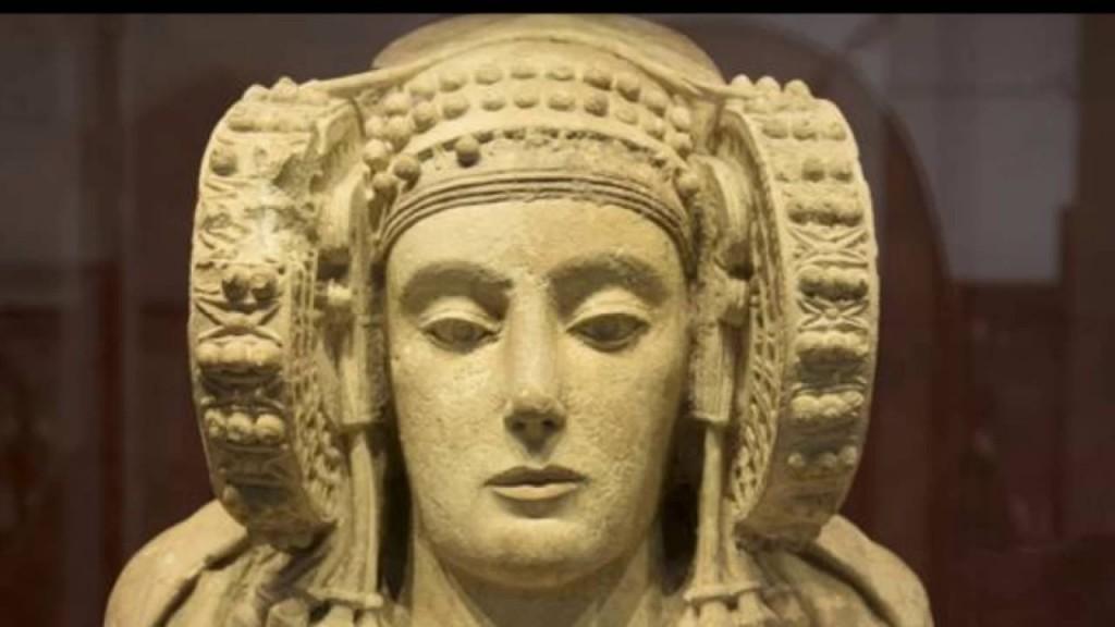Dama de Elche, s V a.C