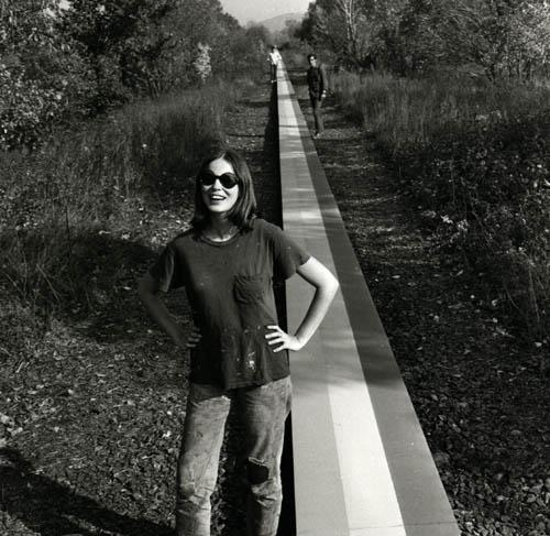 Patricia Johanson. Stephen Long, 1968