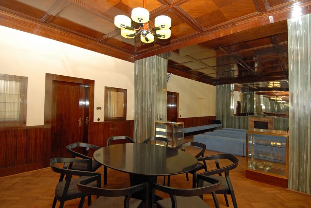 Adolf Loos. Interior de la vivienda de la familia de Vilem y Gertruda Kraus en el número 10 de la calle Bendova