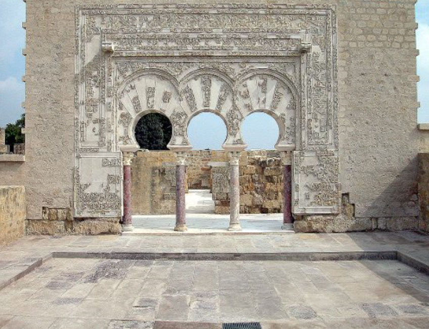 Madinat-al-Zahra. Casa del Yafar