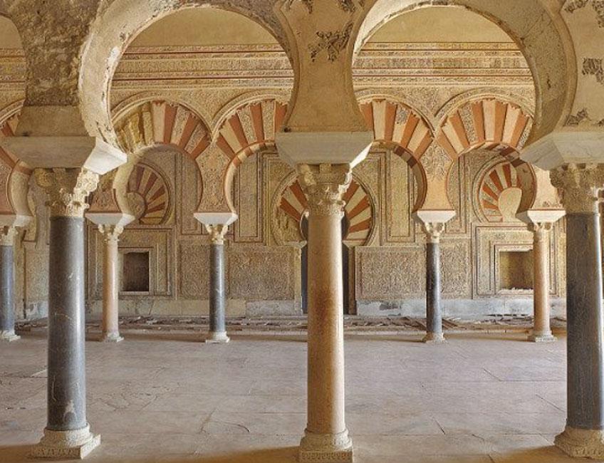 Madinat-al-Zahra. Salón Rico