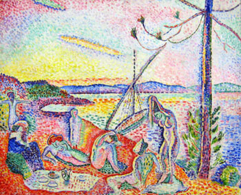 Matisse. Lujo, calma y voluptuosidad, 1904-1905. Centre Pompidou
