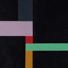 Entre la contemplación y la ciencia, geometría entre los cincuenta y los setenta