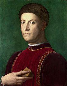 Bronzino. Pedro de Cosme de Médici