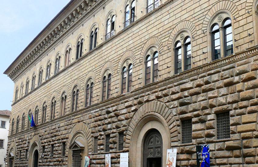 Michelozzo. Palazzo Medici Riccardi, 1444-1459
