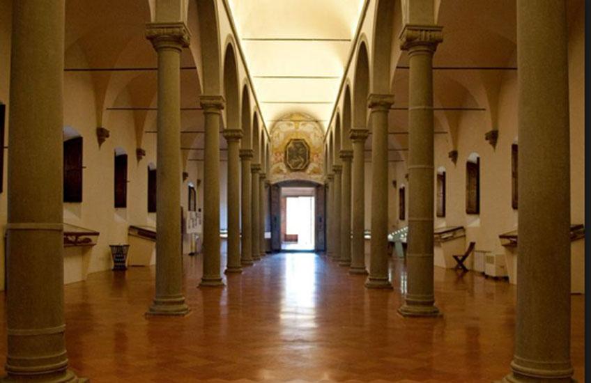 Michelozzo. Biblioteca del Convento de San Marcos