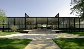 Mies van der Rohe. Crown Hall, 1950-1956