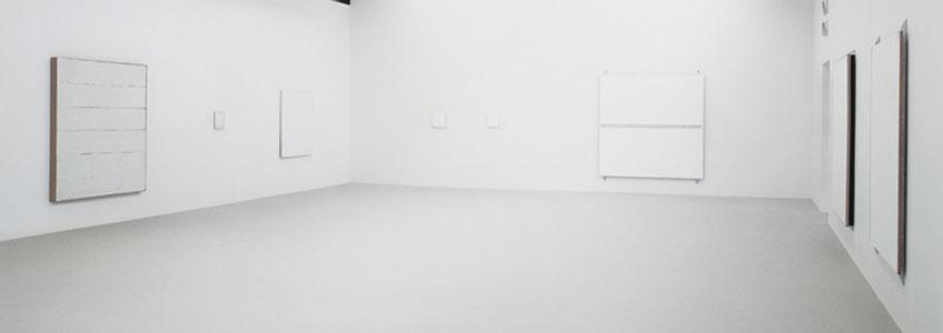 Robert Ryman en la Saatchi Gallery