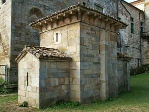 San Miguel de Celanova. Exterior