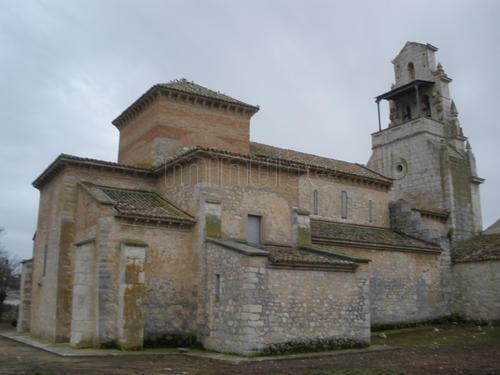 San Cebrián de Mazote. Exterior