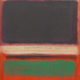 Mark Rothko. No. 3/No. 13, 1949. MoMA