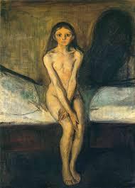 E. Munch. Pubertad, 1894