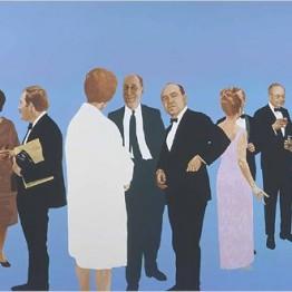 Howard Kanovitz. The Opening, 1967