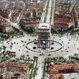 Urbanismo decimonónico: de utopías y ensanches en Europa