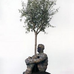 Jaume Plensa. Heart of Tree, 2007