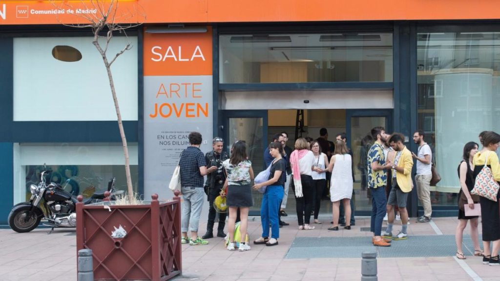 Sala de Arte Joven de la Comunidad de Madrid